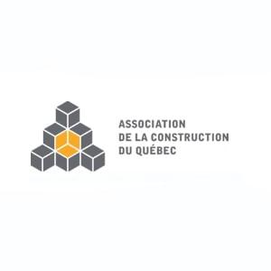 logo pour association de la contrusction du quebec